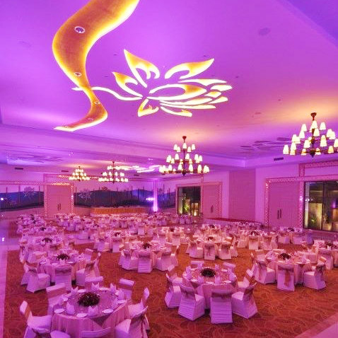 convention and banquet hall