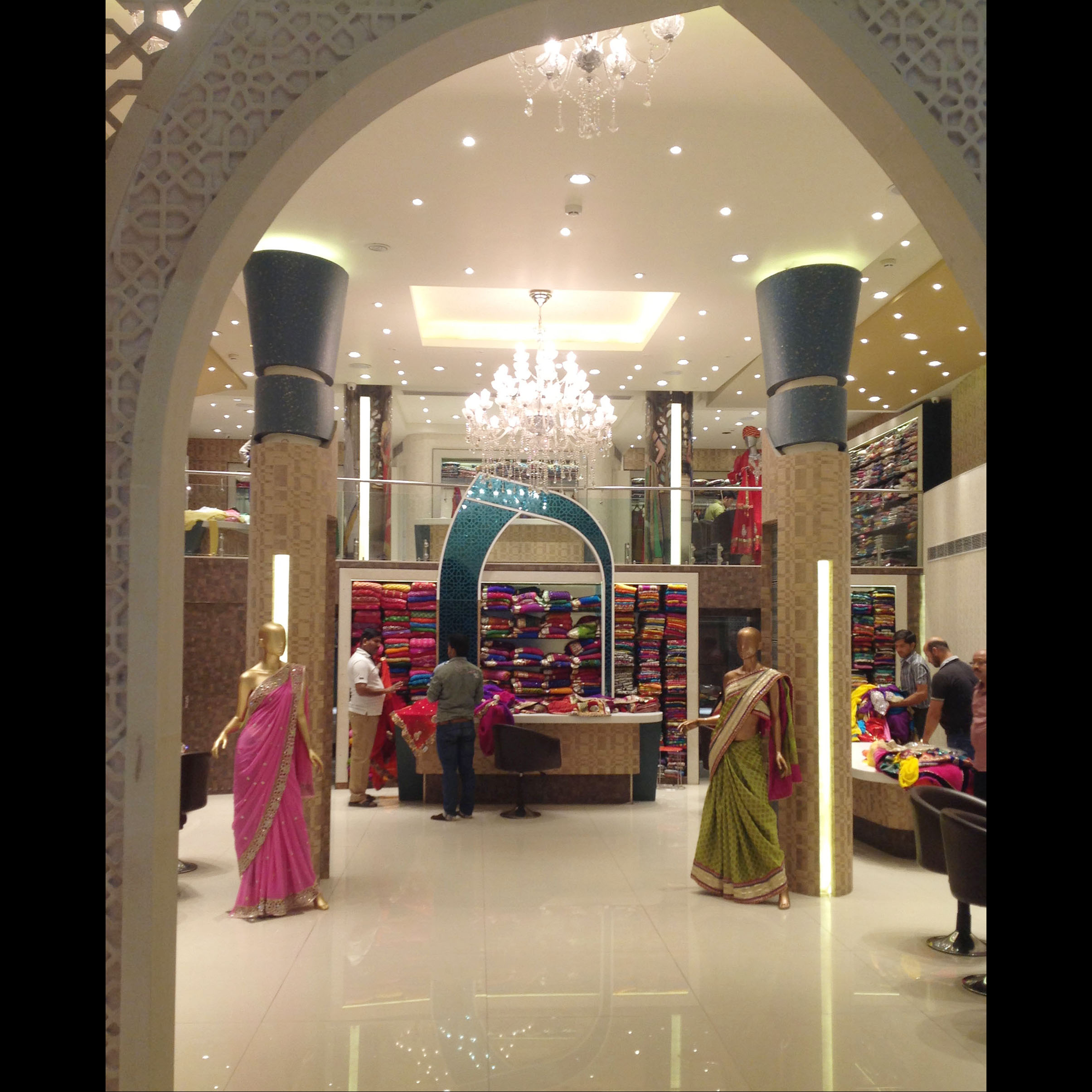saree showroom-1